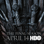 Poster voor Game of Thrones seizoen 8
