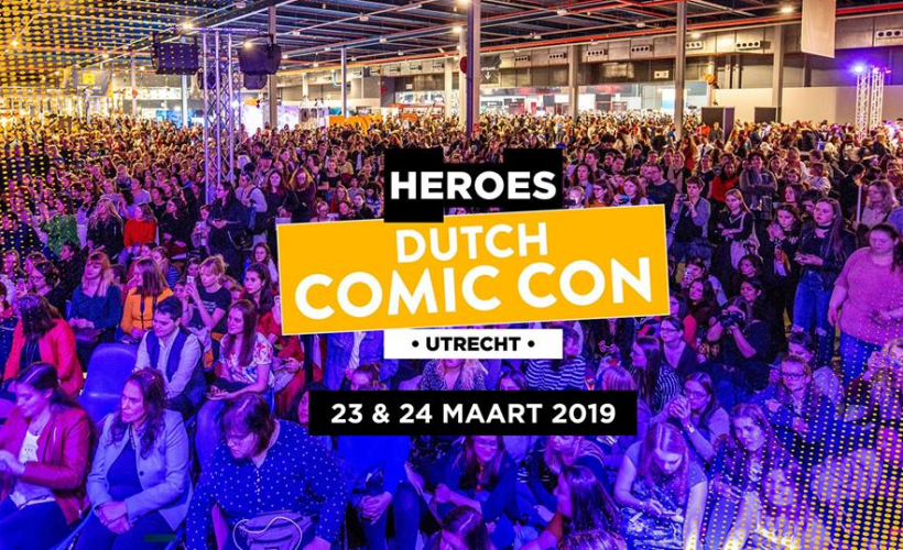 Heroes Dutch Comic Con