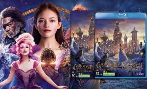 The Nutcracker and The Four Realms DVD/Blu-ray