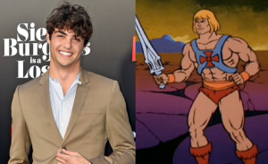 Noah Centineo als He-Man in Masters of the Universe