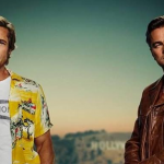 Eerste poster voor Quentin Tarantino's Once Upon a Time in Hollywood