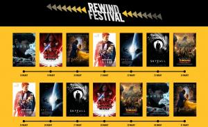 Pathé Rewind Festival