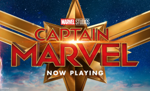 Recensie Captain Marvel