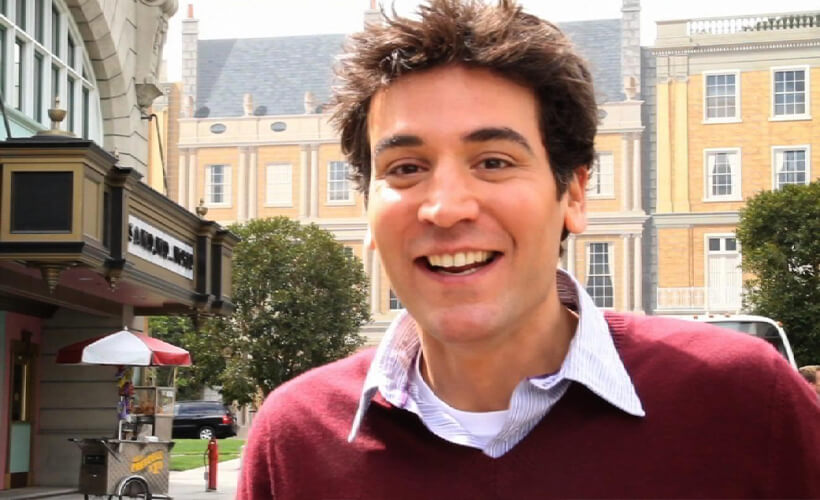 Blog   10 meest gehate personages   Deel 2 (Sandro & Immy) Ted Mosby