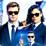 Nieuwe trailer Men in Black: International
