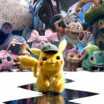 Nieuwe internationale poster voor Pokémon Detective Pikachu