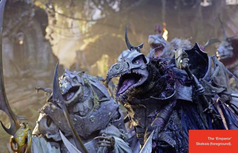 The Dark Crystal: The Age of Resistance