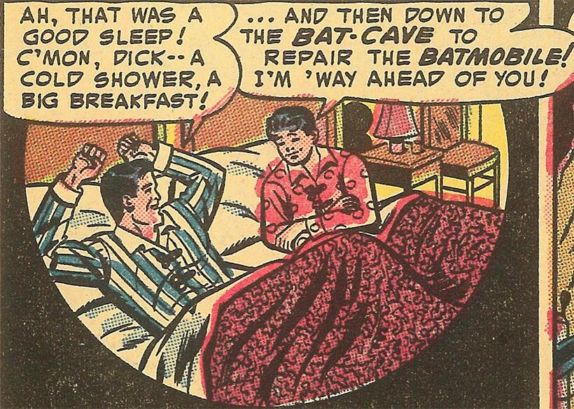 Wanneer zien wij een gay superheld? (Sandro Algra) 2