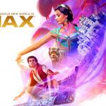 Nieuwe IMAX-poster voor Disney's Aladdin
