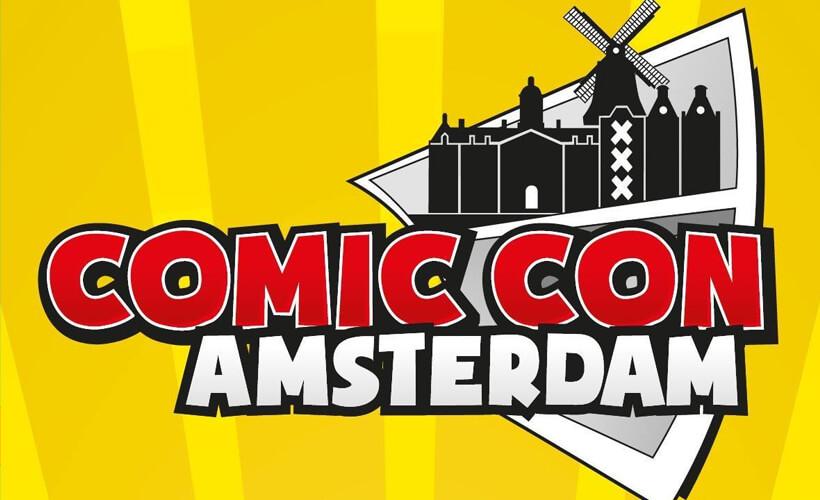 Filmevenementen Amsterdam Comic Con