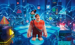 Recensie Ralph Breaks the Internet