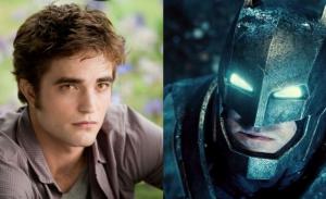 Robert Pattinson wordt de nieuwe Batman