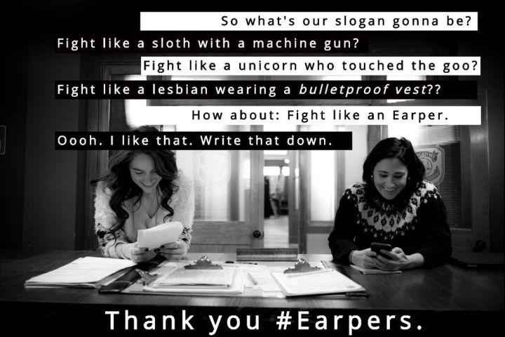 Earpers