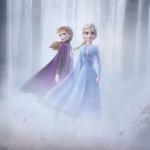 Nieuwe poster voor Disney's Frozen 2