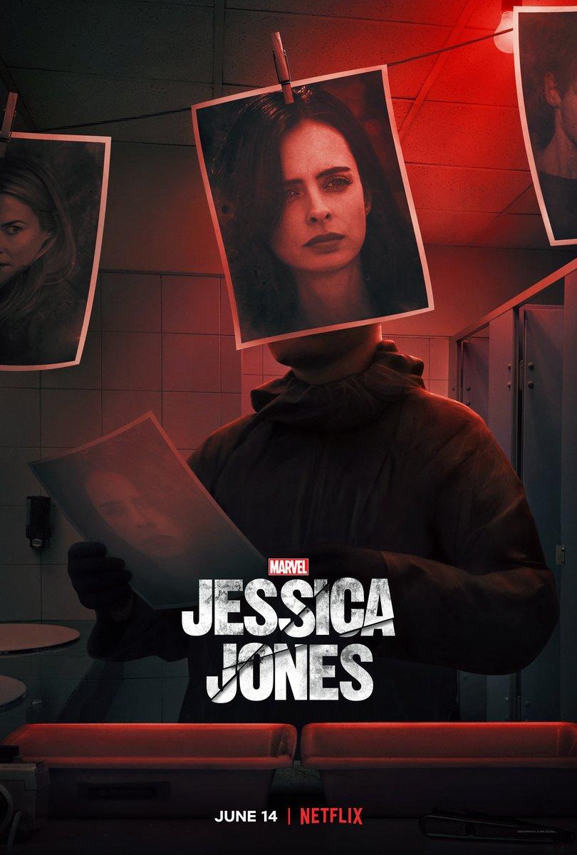 Jessica Jones seizoen 3