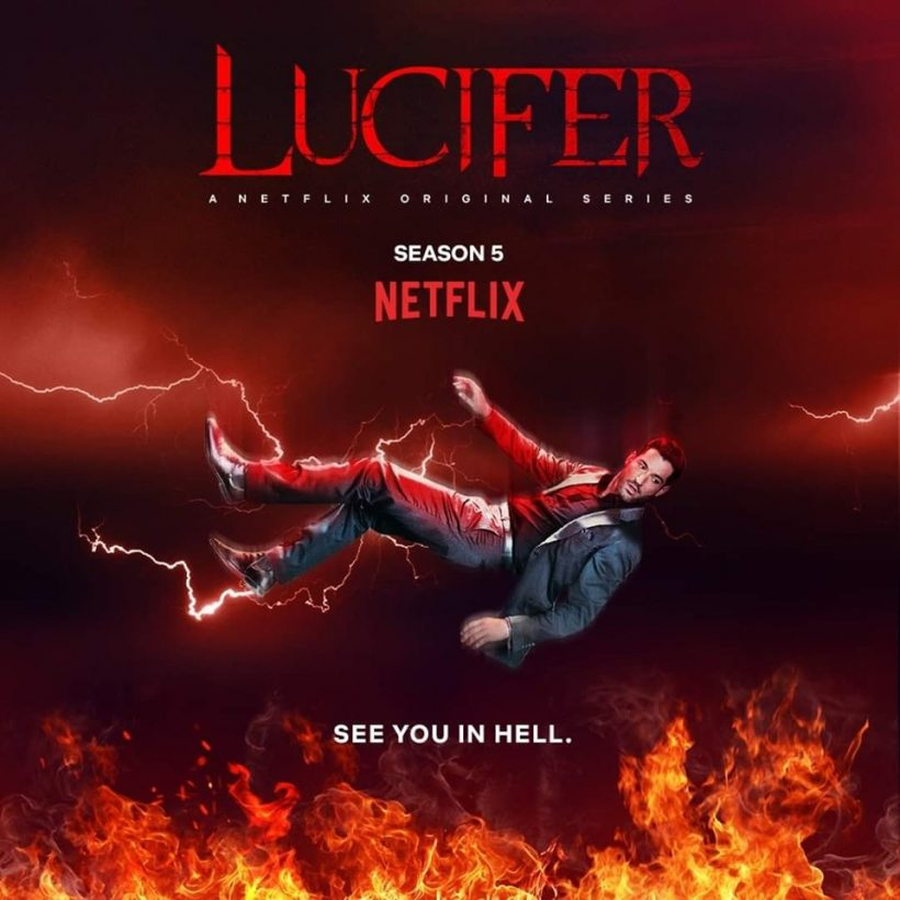 Lucifer vijfde en laatste seizoen
