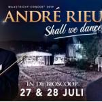 André van Duin presenteert Andre Rieu's Shall We Dance? op 27 en 28 juli