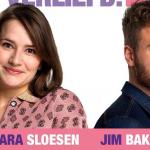 Barbara Sloesen en Jim Bakkum keren terug in Zwaar Verliefd 2
