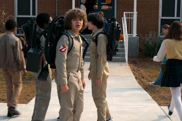 Nieuwe Stranger Things seizoen 2 tv-spot