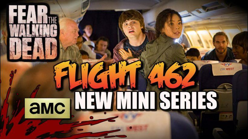 Achtste aflevering Fear the Walking Dead: Flight 462