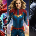 Black Panther 2, Captain Marvel 2 en Guardians 3 in ontwikkeling