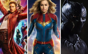 Black Panther 2, Captain Marvel 2