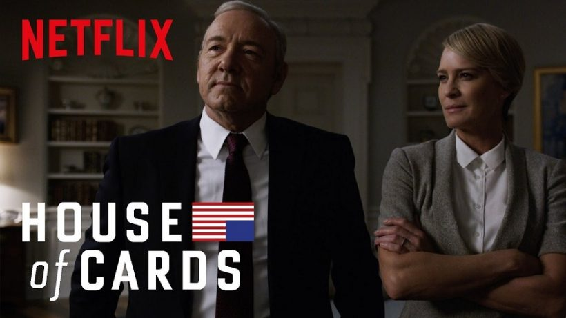 Claire staat centraal in House of Cards seizoen 6