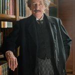 Eerste foto's Genius met Geoffrey Rush als Albert Einstein