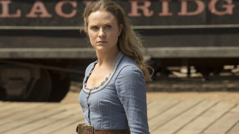 Evan Rachel Wood onthult première Westworld