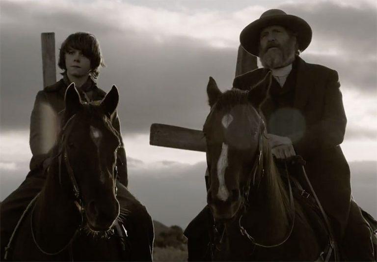 Trailer Netflix's Godless serie met Jeff Daniels