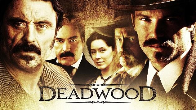 HBO's Deadwood krijgt film