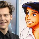 Harry Styles in gesprek voor rol Prince Eric in Disney's The Little Mermaid