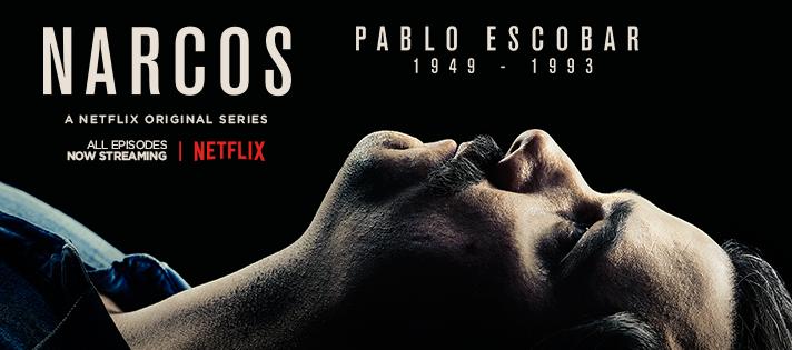 Narcos Netflix krijgt aanklacht van broer Pablo Escobar