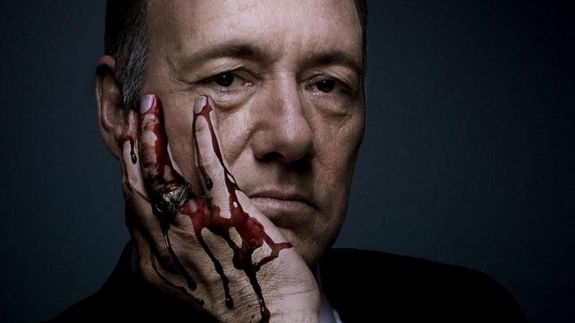 Netflix stopt met House of Cards na beschuldigingen Kevin Spacey