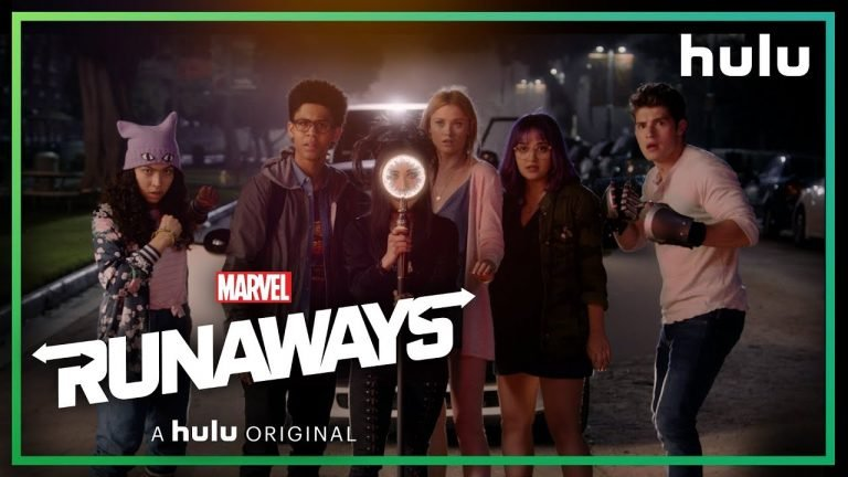 Nieuwe trailer Marvel's Runaways