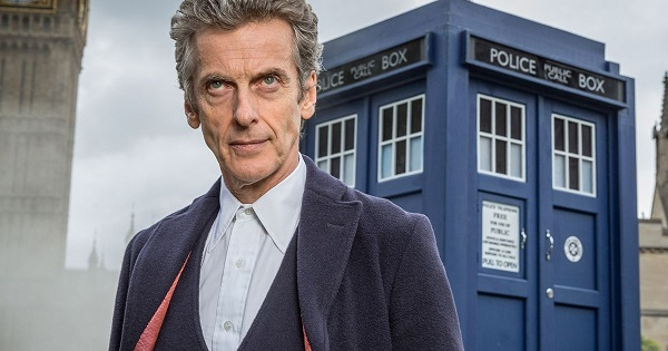 Peter Capaldi stopt met Doctor Who