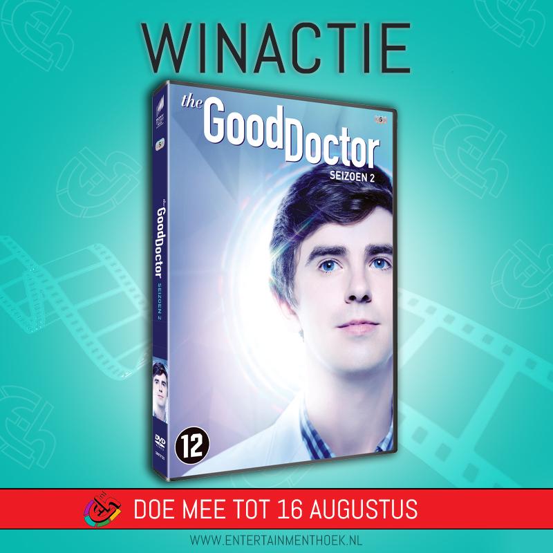 The Good Doctor seizoen 2 DVD