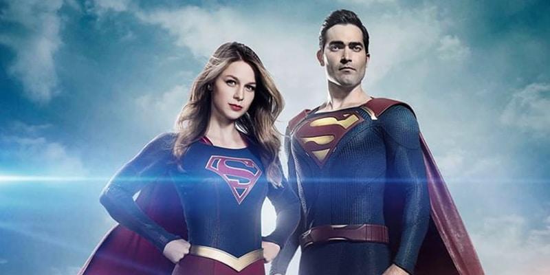 Superman in nieuwe trailer Supergirl