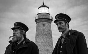 The Lighthouse met Robert Pattinson & Willem Dafoe