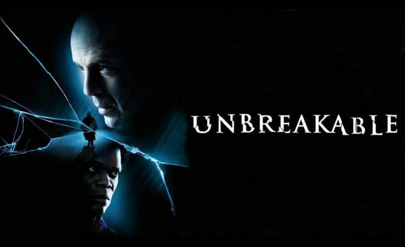 Recensie | Unbreakable (2000) - Split (2016) - Glass (2009) (Felicia Peerenboom) 1