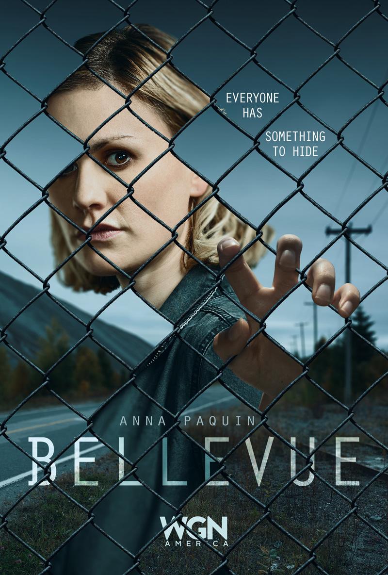 Trailer en poster Bellevue met Anna Paquin