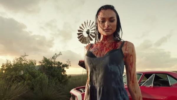 Bizarre trailer voor Grindhouse serie Blood drive