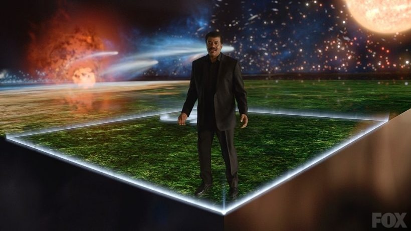 Blu Ray Recensie Cosmos A Spacetime Odyssey (Sandro Algra) 3