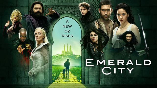Eerste trailer Emerald City