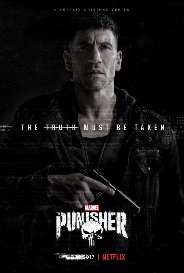Nieuwe trailer en verschijningsdatum Marvel's The Punisher