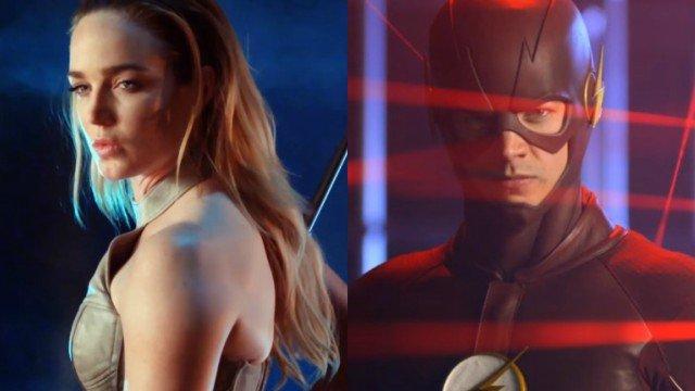 Nieuwe The Flash en Legends of Tomorrow promo's