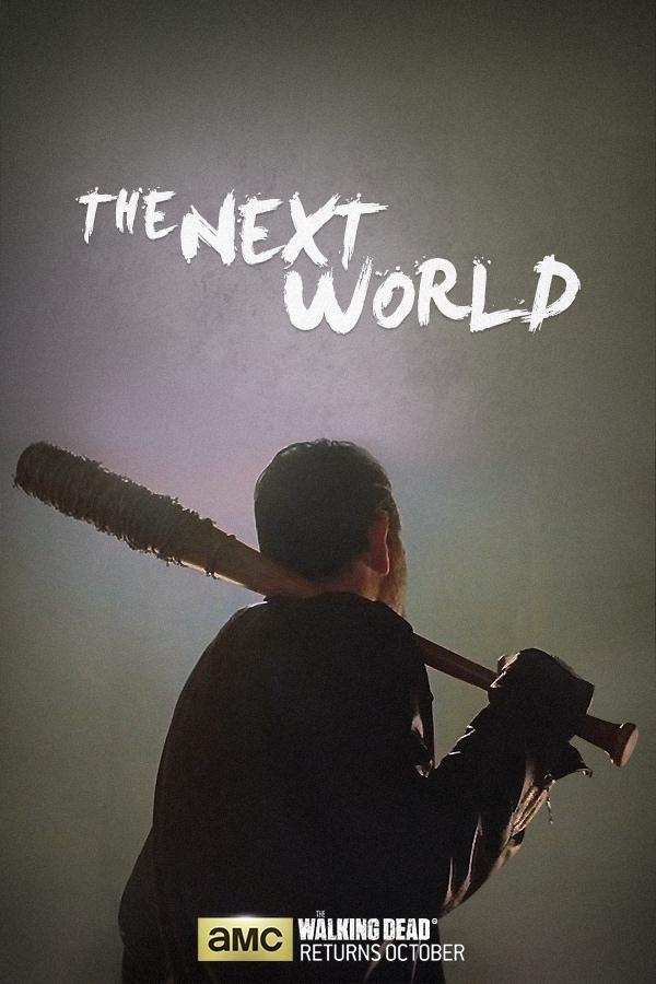Nieuwe The Walking Dead seizoen 7 posters