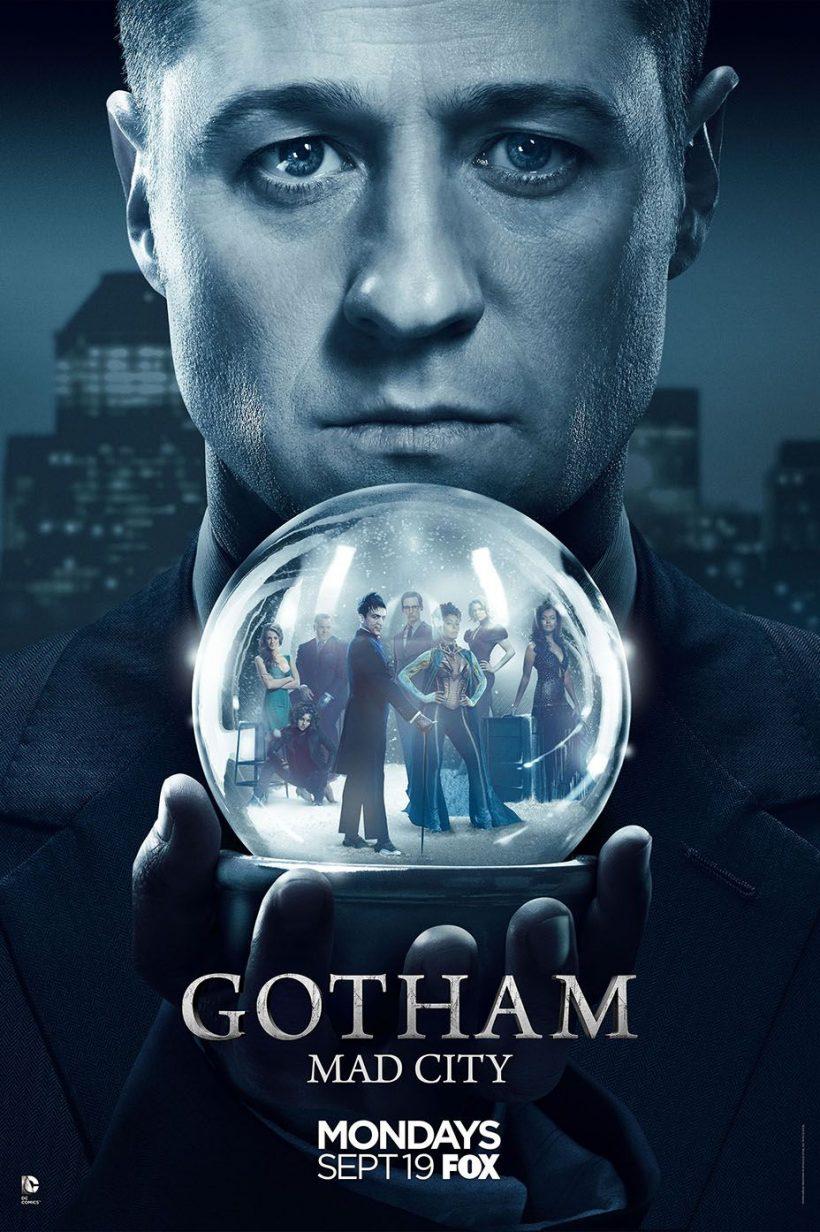 Nieuwe Gotham poster en tv-spot