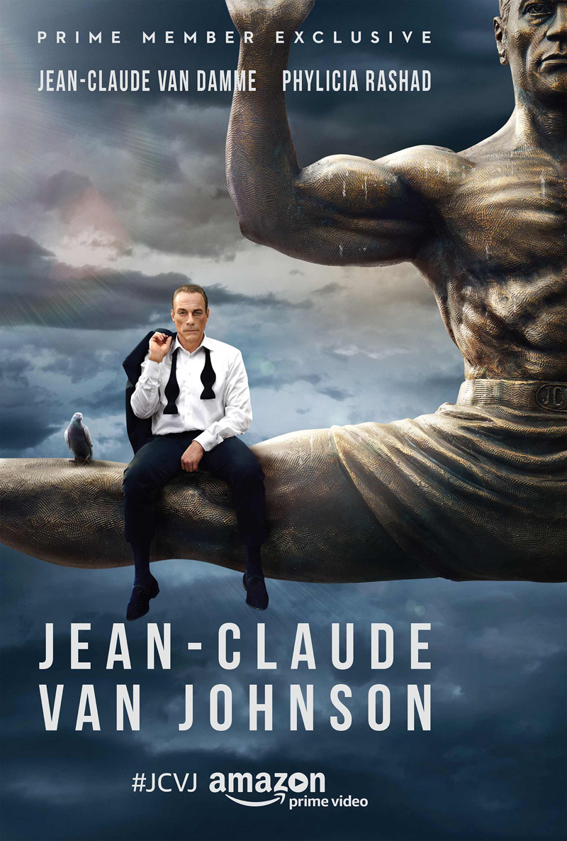 Van Damme is terug in eerste trailer Amazon-serie Jean-Claude Van Johnson