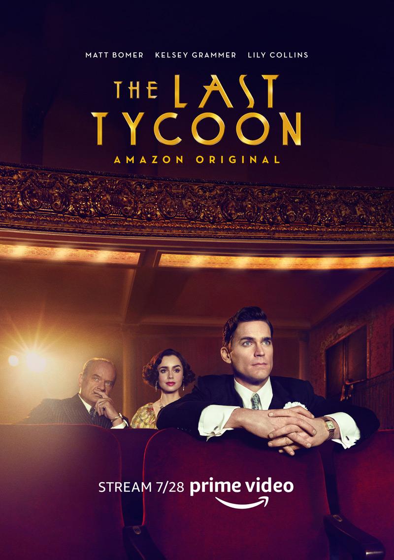 Trailer, poster en premièredatum voor The Last Tycoon